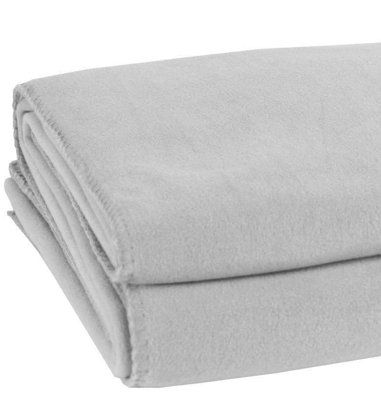 plaid gris perle 180 x 220 cm plaid addict vente en. Black Bedroom Furniture Sets. Home Design Ideas