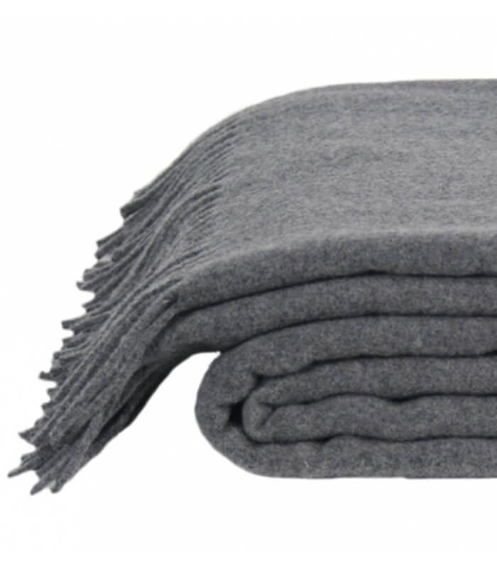 plaid laine gris must have plaid addict vente en ligne. Black Bedroom Furniture Sets. Home Design Ideas