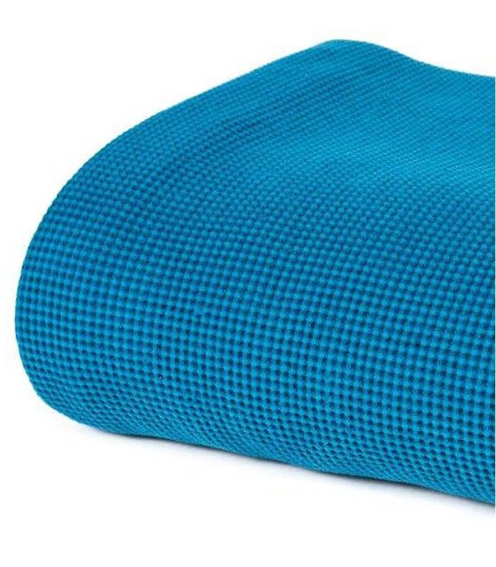 Jete de canape grande taille - Jete de lit bleu ...