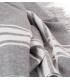 Plaid Inca Luxe Gris
