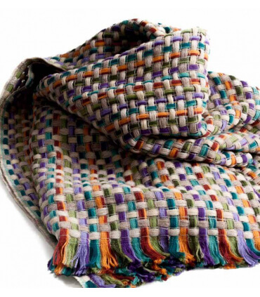 Plaid Missoni Jocker 128
