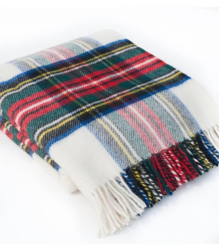 plaid laine cossais dress stewart plaid addict vente en ligne de plaids pure laine. Black Bedroom Furniture Sets. Home Design Ideas