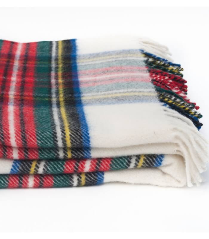 plaid laine cossais dress stewart plaid addict vente en ligne de plaids the mill. Black Bedroom Furniture Sets. Home Design Ideas