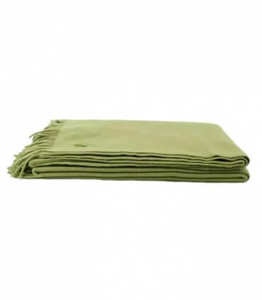 Plaid Laine Vert  Must Have
