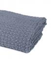 Jeté de canapé/ Couvre-lit Gris 100% coton