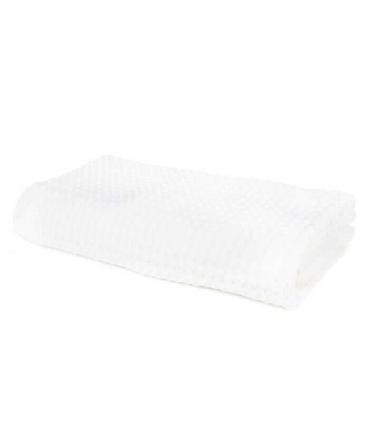 Jeté de canapé/ Couvre-lit Blanc Cassé 100% coton