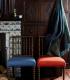 Plaid Laine Écossais Réversible Luxe Vert 140 X 190 cm