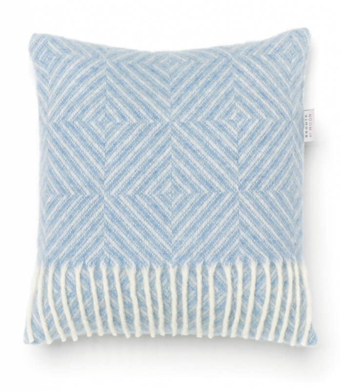 Coussin Baby Blue