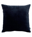 Lot de 2 Coussins en Velours ELISE Bleu Cobalt 45 X 45 cm