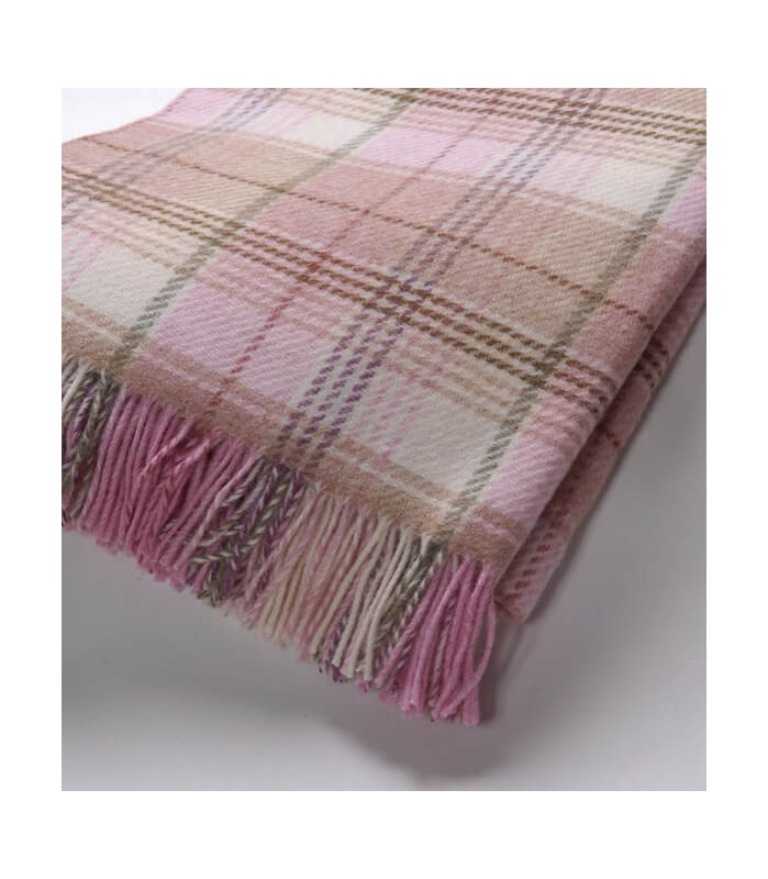 Plaid Huntingtower Rose