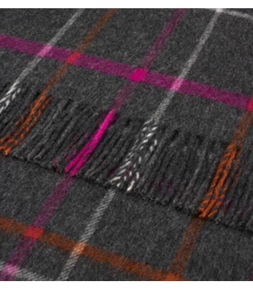 Plaid Color Code Anthracite