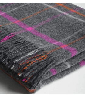 Plaid Color Code Anthracite