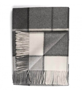 Plaid Hacienda Gris
